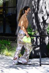 Alessandra Ambrosio - Out in Beverly Hills 03/31/2021