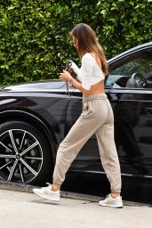 Alessandra Ambrosio -Out in Beverly Hills 04/22/2021