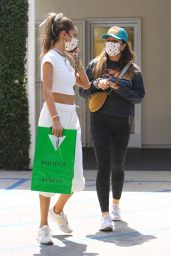 Alessandra Ambrosio - Shopping in West Hollywood 04/06/2021