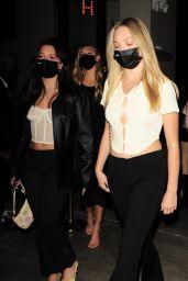 Alexis Ren, Mackenzie Ziegler and Maddie Ziegler Night Out - Catch in West Hollywood 04/08/2021