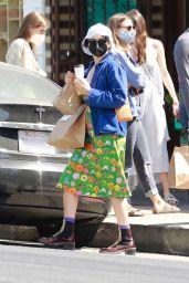 Alia Shawkat Quirky Style - Los Feliz 04/10/2021