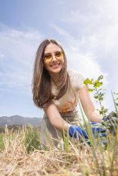 Alison Brie - One Tree Planted Photoshoot April 2021