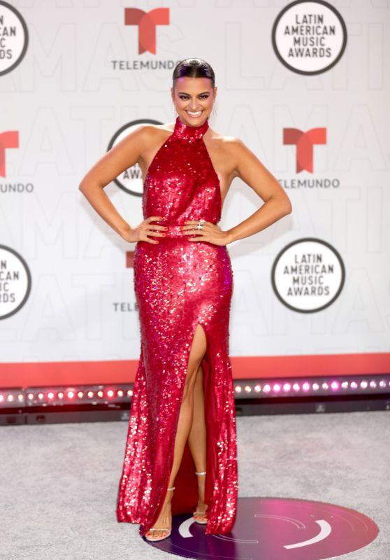 Alix Aspe – 2021 Latin American Music Awards