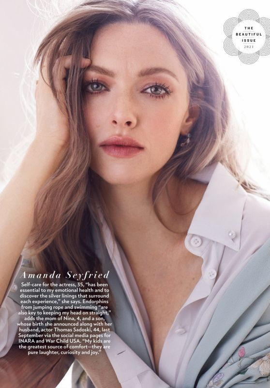 Amanda Seyfried – PEOPLE Magazine Beautiful Issue 2021