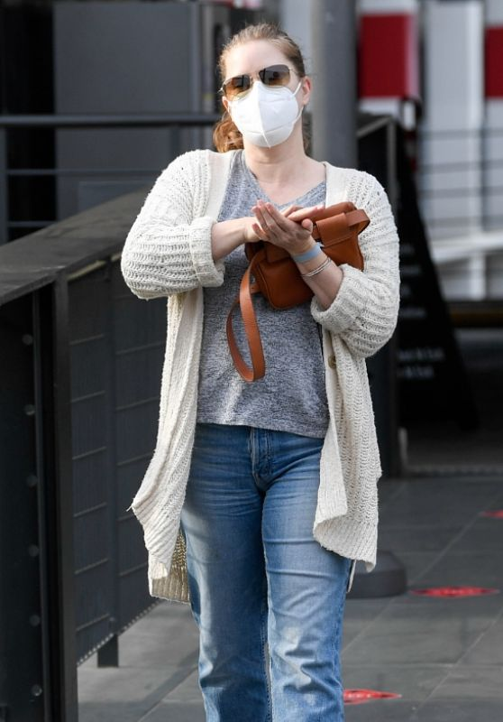 Amy Adams - Out in Los Angeles 01/11/2021