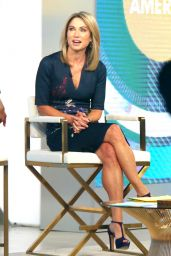 "Amy Robach - ""Good Morning America"" in NYC 04/06/2021"