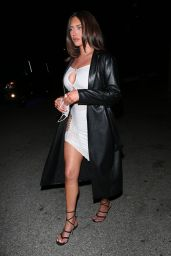 Anastasia Karanikolaou Night Out Style - Beverly Hills 04/06/2021
