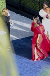 Angela Bassett - Arrives at the 93rd Annual Academy Awards in Los Angeles