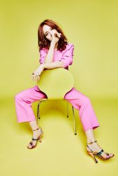Angela Scanlon - Photoshoot April 2021