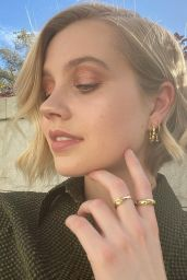 Angourie Rice - Mare of Easttown Press Photoshoot April 2021