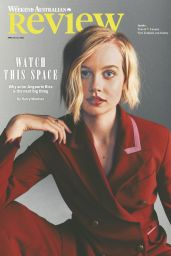 Angourie Rice - The Weeend Australia Review April 2021