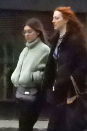 Anna Ermakova - Out in Central London 04/10/2021