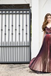 Anna Kendrick - 2021 BAFTA Film Awards Photoshoot