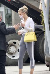 AnnaLynne McCord - Out in Los Angeles 04/22/2021