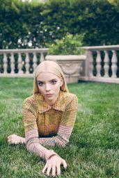 Anya Taylor-Joy - Photoshoot for ELLE May 2021