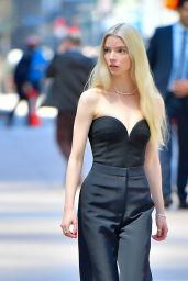 Anya Taylor-Joy - Tiffany Photoshoot in NY 04/13/2021