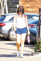 April Love Geary - Out in Malibu 04/29/2021
