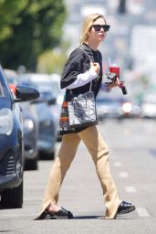 Ashley Benson - Out in LA 04/29/2021