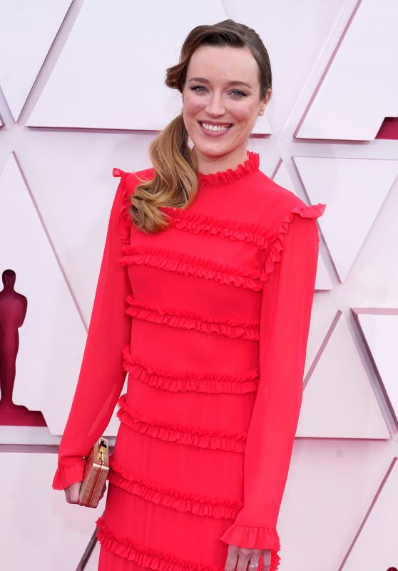 Ashley Fox – 2021 Academy Awards