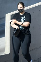 Ashley Graham - Out in Los Angeles 04/15/2021