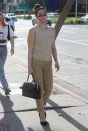 Ashley Greene - Ouot in West Hollywood 04/01/2021