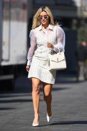 Ashley Roberts is Stylish in London 04/23/2021