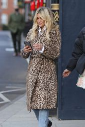 Ashley Roberts - Out in London 04/16/2021