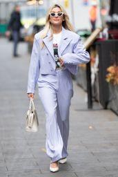 Ashley Roberts Street Style 04/26/2021