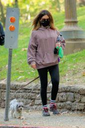 Ashley Tisdale - Out in Los Feliz 04/07/2021
