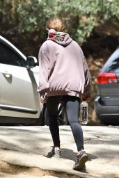 Ashley Tisdale - Out in Los Feliz 04/14/2021