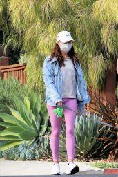 Aubrey Plaza and Her Fiance Jeff Baena - Los Feliz 04/06/2021
