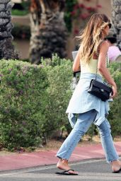 "Audrina Patridge - ""The Hills New Beginnings"" Set in La Quinta 04/14/2021"