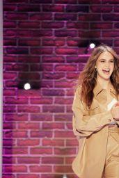 Bailee Madison - The Kelly Clarkson Show 04/07/2021