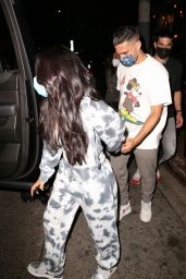 Becky G Night Out - West Hollywood 04/12/2021