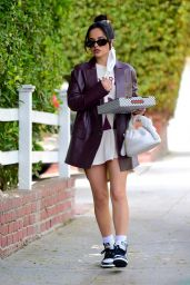 Becky G - Out in West Hollywood 04/27/2021