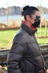 Bella Hadid - Photoshoot for Michael Kors FW/21 in New York 03/31/2021