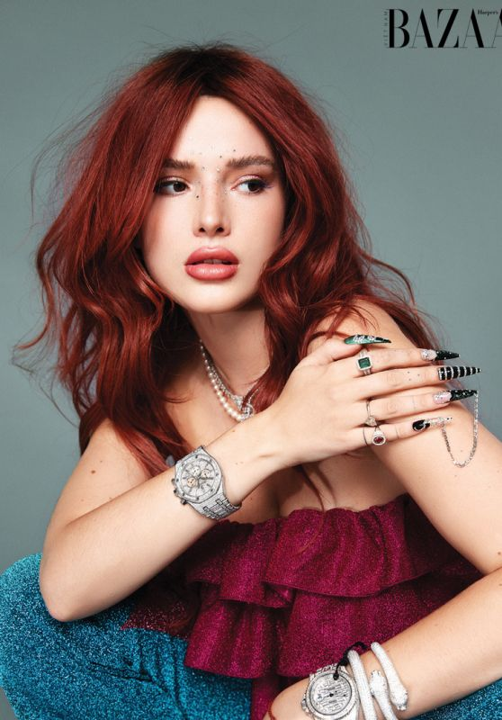 Bella Thorne - Photoshoot for Harpers Bazaar Vietnam May 2021