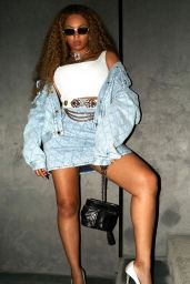 Beyonce Knowles Outfit 03/31/2021