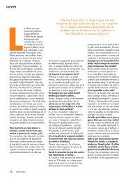 Blanca Suárez - Cosmopolitan Spain May 2021 Issue