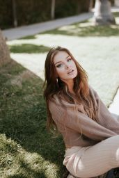 Brighton Sharbino - Meganography March 2021 Photoshoot