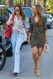 Brooke Burke at the Beverly Hills Hotel 03/31/2021