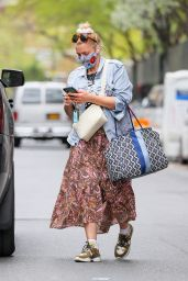 Busy Philipps - Out in New York 04/14/2021