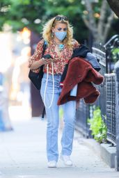 Busy Philipps - Out in New York 04/26/2021