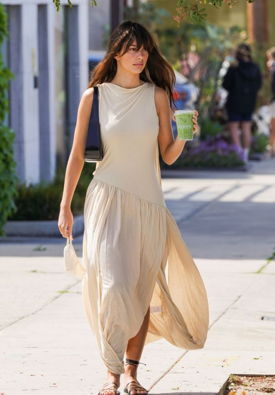 Camila Morrone - Out in Los Angeles 04/15/2021