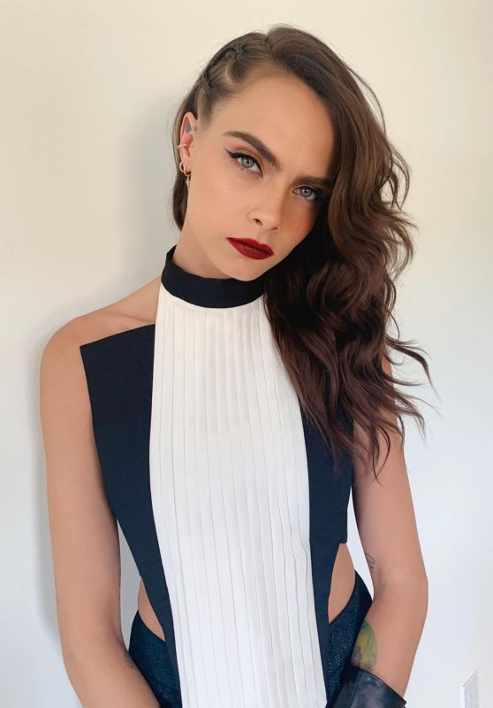 Cara Delevingne - 93rd Annual Academy Awards Photoshoot April 2021