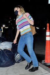 Carey Mulligan - Out in New York 04/10/2021