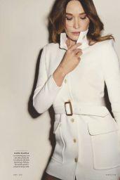 Carla Bruni - Vanity Fair Spain April 2021 Issue