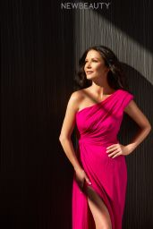 Catherine Zeta-Jones - New Beauty Magazine/John Russo Photoshoot March 2021