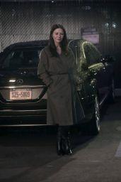 "Catherine Zeta-Jones - ""Prodigal Son"" Set in New York 04/19/2021"