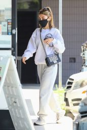 Chantel Jeffries in Comfy Outfit 04/27/2021